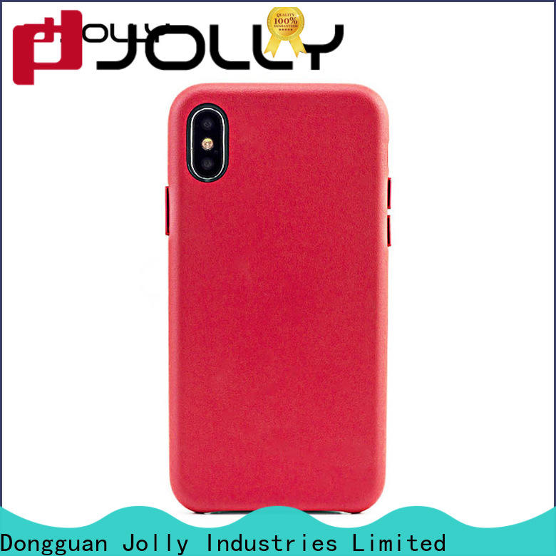 Jolly new back cover for busniess for iphone xs