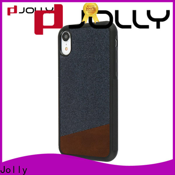 Jolly stylish mobile back covers supply for sale