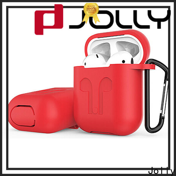 Jolly latest airpods carrying case company for earbuds