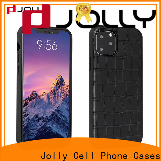 Jolly high quality cell phone covers supplier for sale