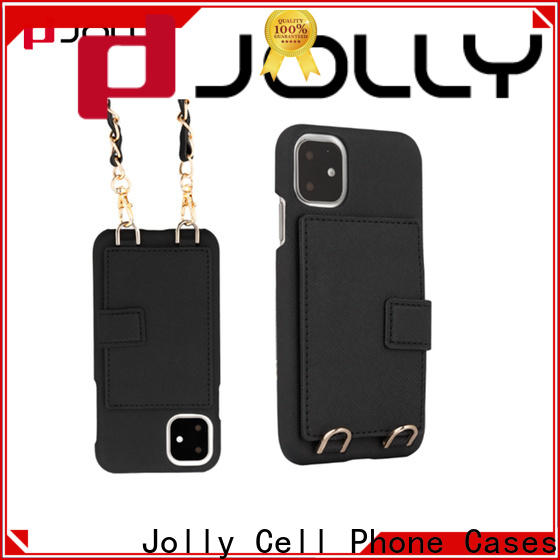 Jolly crossbody smartphone case supply for cell phone