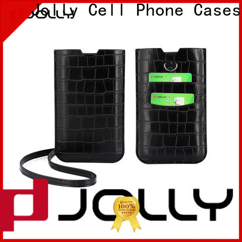 Jolly cute mobile phone pouches suppliers for phone