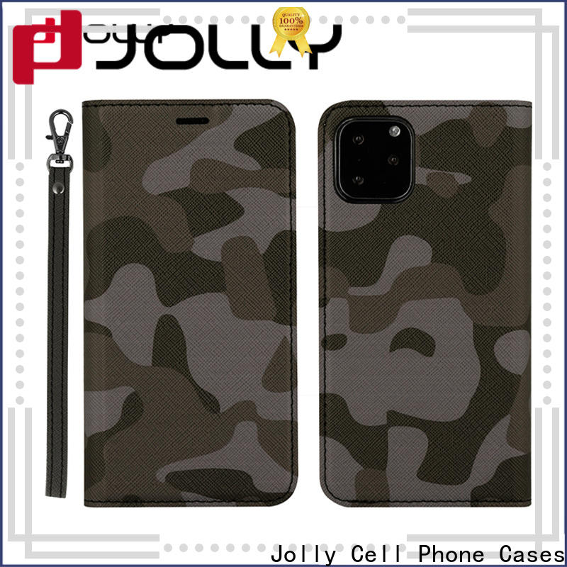 Jolly flip phone case manufacturer for iphone xs