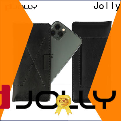 pu leather universal mobile cover supplier for cell phone