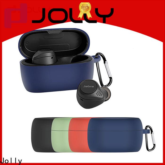 Jolly new jabra headphone case suppliers for earpods