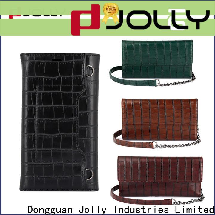 Jolly crossbody phone case factory for smartpone