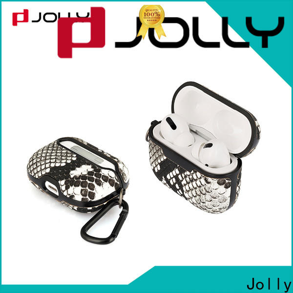 Jolly wholesale airpods carrying case supply for business