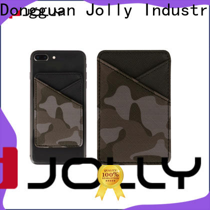 Jolly high quality printed back cover for busniess for sale
