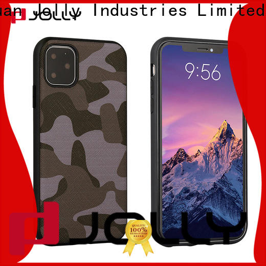 Jolly customized back cover company for iphone xr