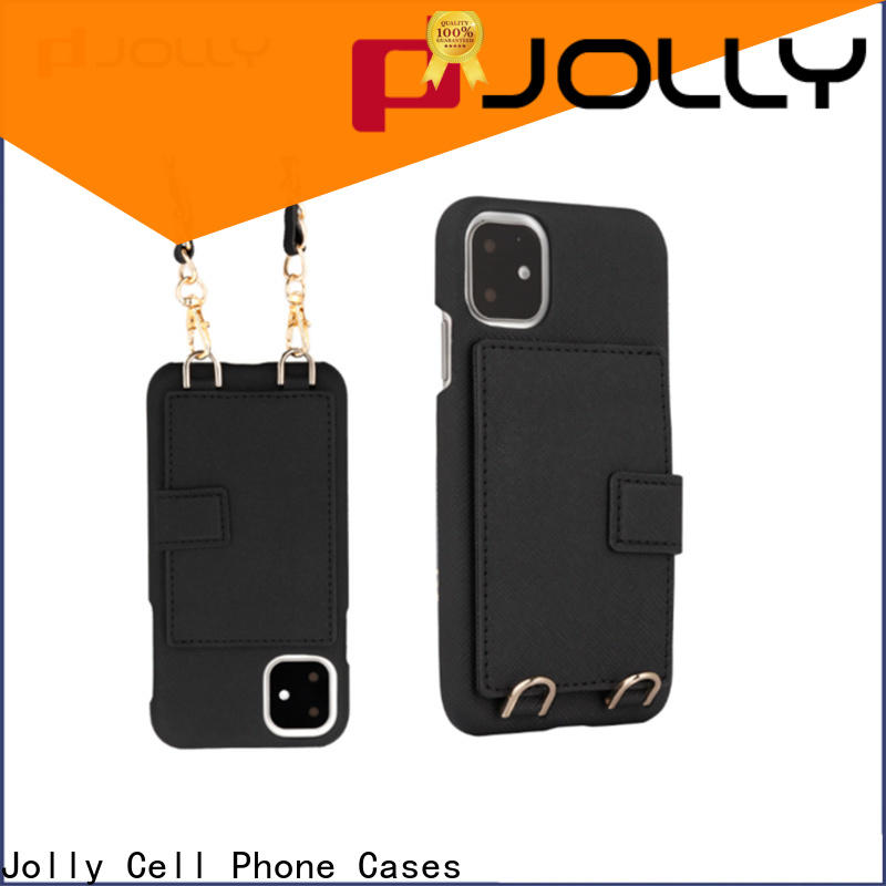 Jolly high-quality phone clutch case suppliers for smartpone