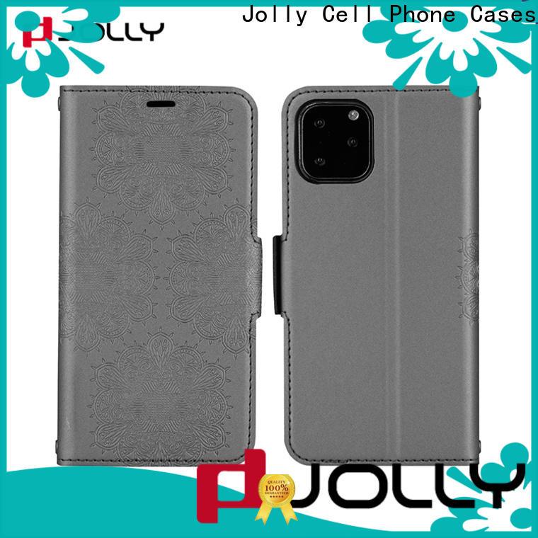 Jolly phone case maker factory for apple