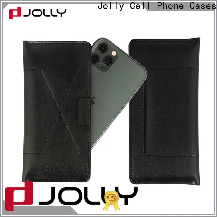 Jolly top phone case maker with slot for iphone xs