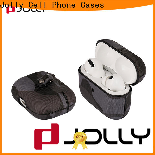 Jolly airpods case charging supply for earpods