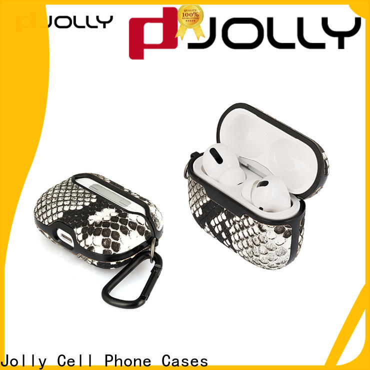 Jolly new airpods carrying case suppliers for earbuds