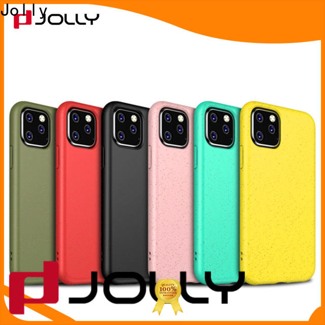 Jolly tpu nonslip grip armor protection stylish mobile back covers online for sale
