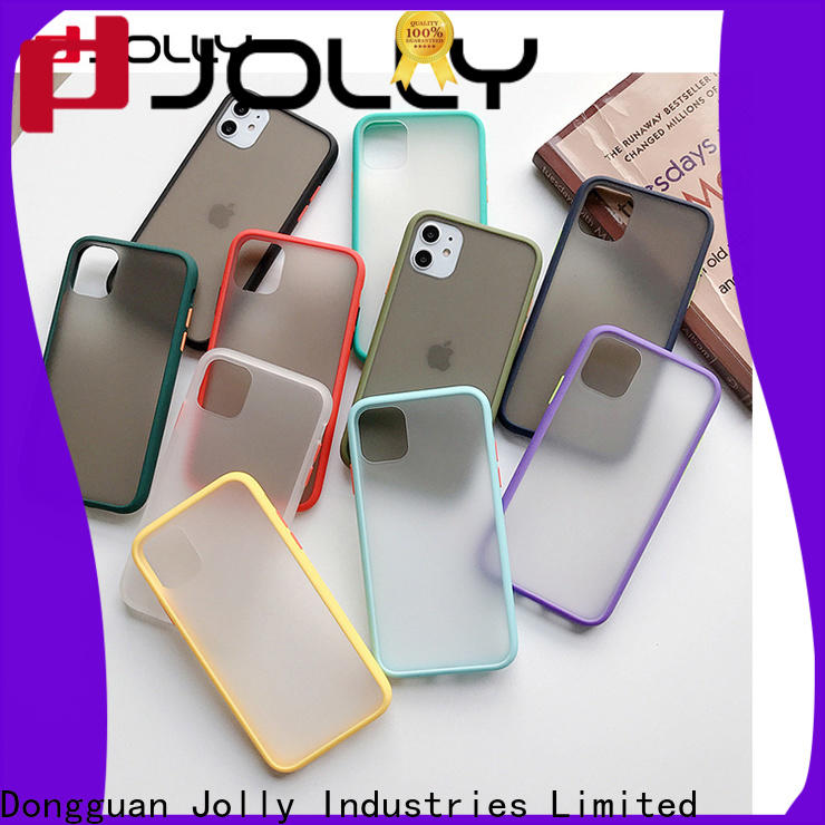 Jolly wood mobile back case supplier for iphone xs
