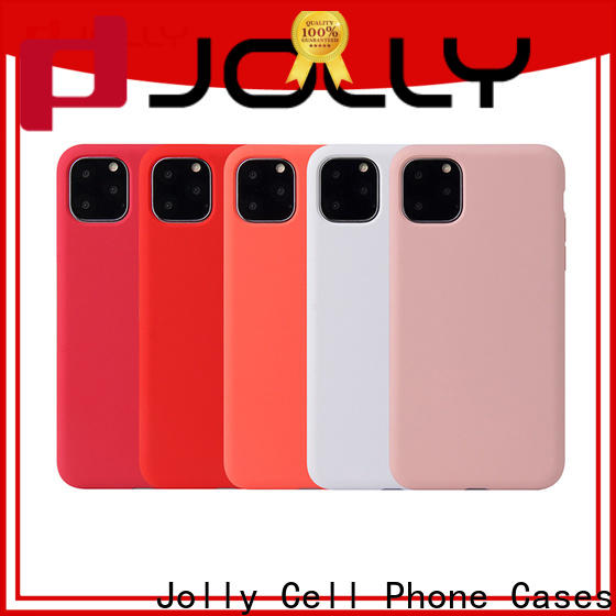 Jolly mobile back cover printing company for iphone xs
