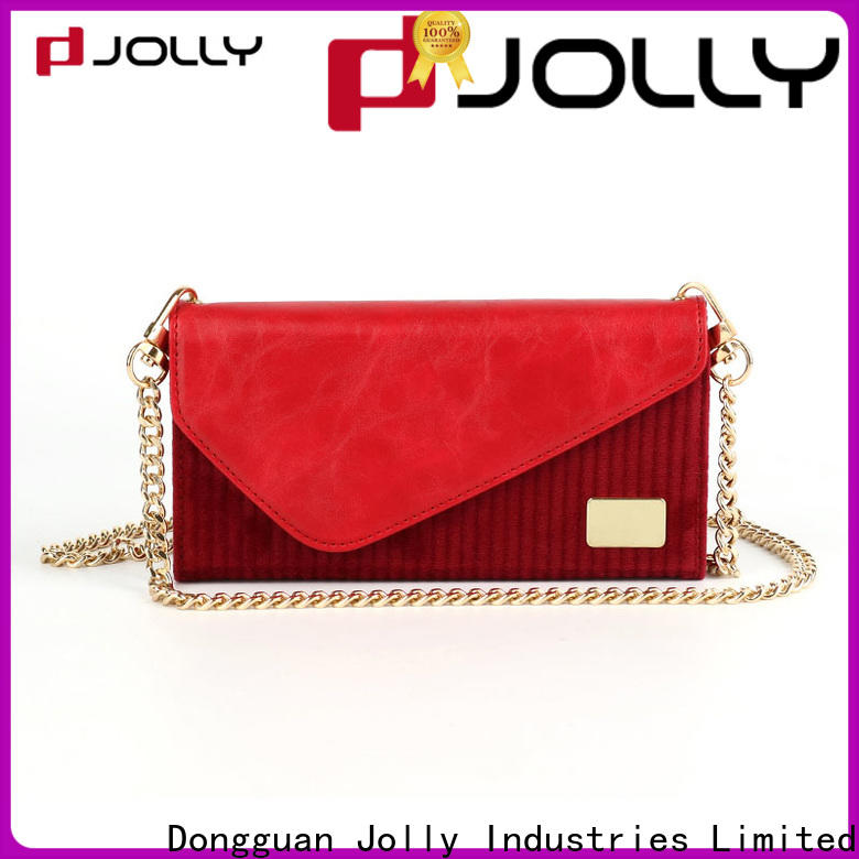 Jolly hot sale crossbody smartphone case manufacturers for cell phone