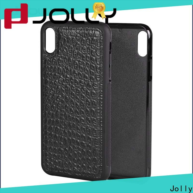 Jolly customized back cover company for iphone xs