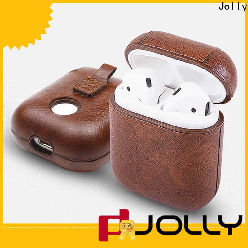 Jolly hot sale airpods case supply for sale