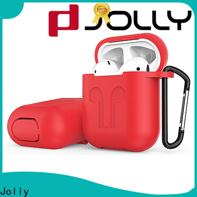 Jolly latest airpod charging case factory for business