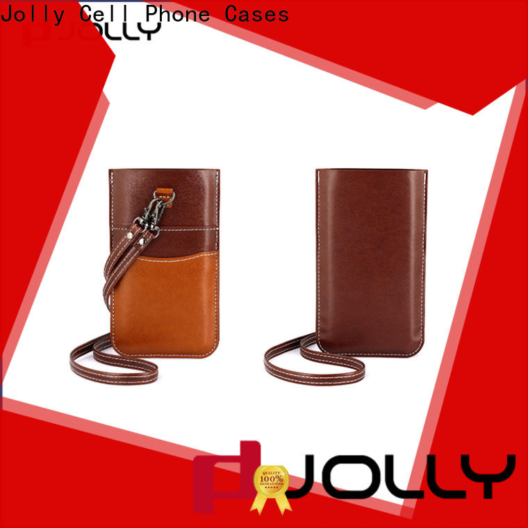colored phone pouch company for phone