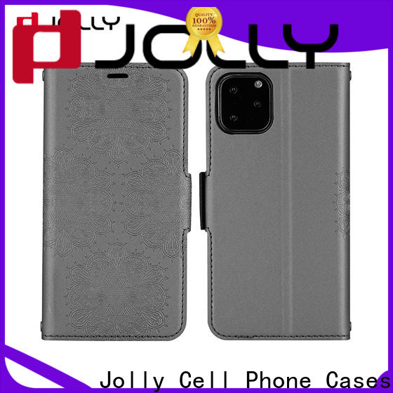 Jolly best phone case maker with slot for iphone xs