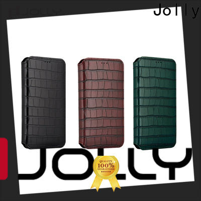 Jolly initial flip phone covers manufacturer for sale