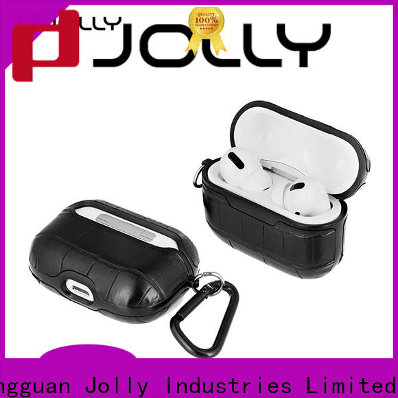 Jolly best airpods carrying case factory for sale