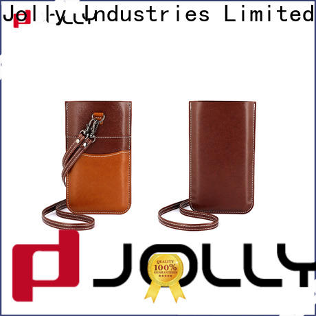 Jolly hot sale phone pouch bag suppliers for cell phone