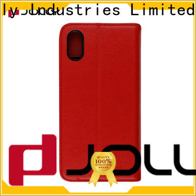 Jolly pu leather essential phone case manufacturer for mobile phone