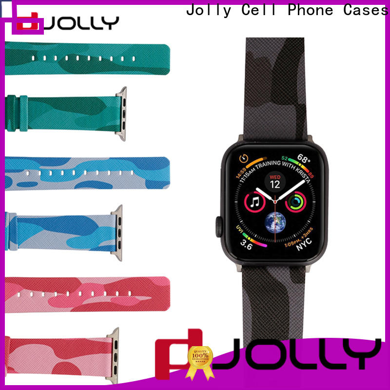 Jolly watch band wholesale factory for business