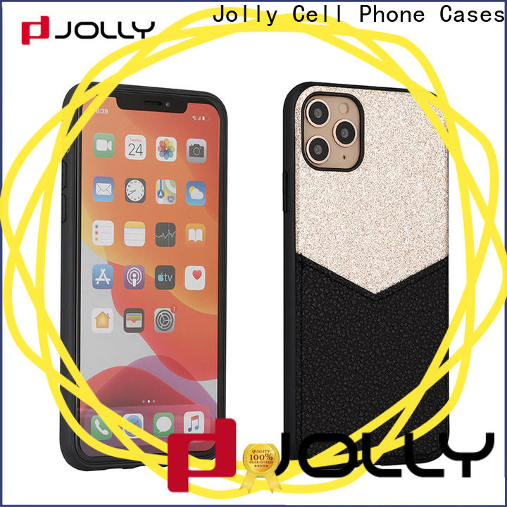 Jolly stylish mobile back covers for busniess for iphone xr