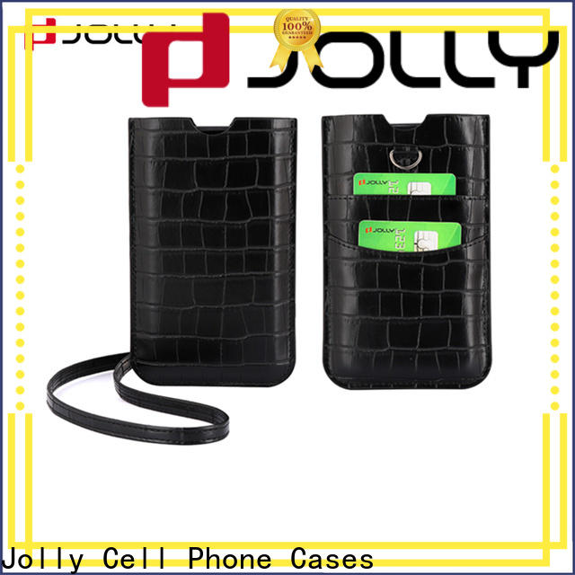 Jolly latest phone pouch bag company for phone