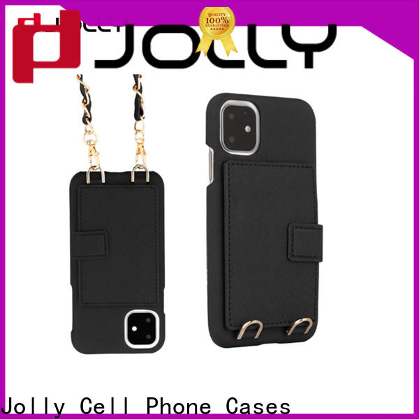 Jolly clutch phone case company for cell phone