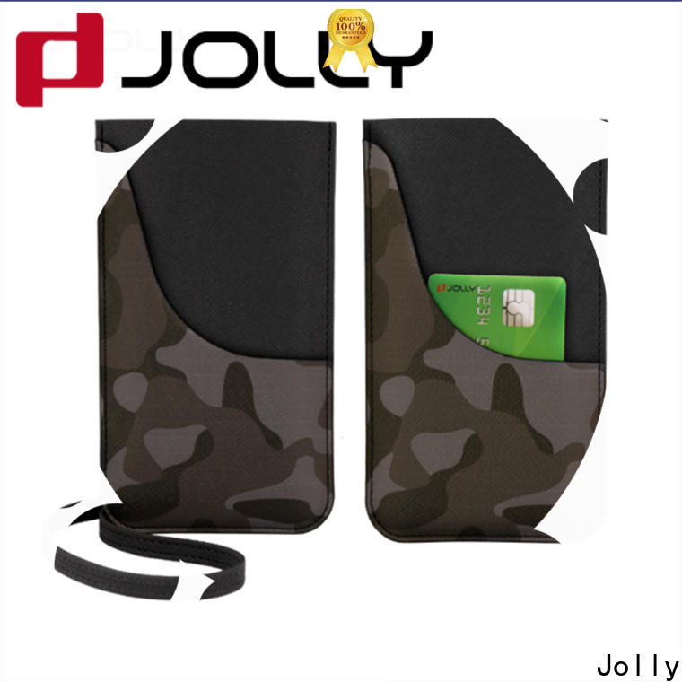 Jolly cell phone pouch supply for sale