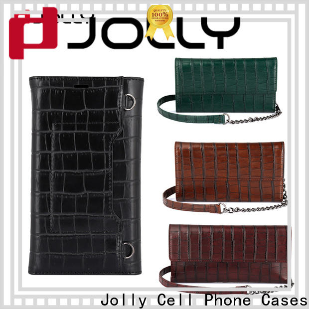 Jolly phone case maker supplier for apple