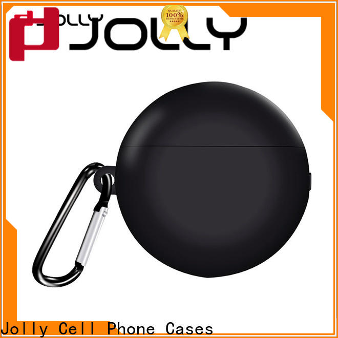 Jolly hot sale earpods case supply for business
