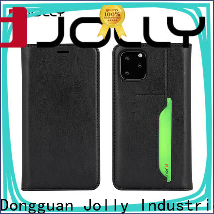 folio personalised leather phone case with id and credit pockets for mobile phone
