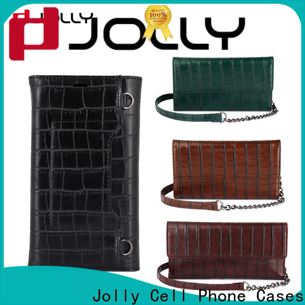 Jolly crossbody cell phone case suppliers for cell phone