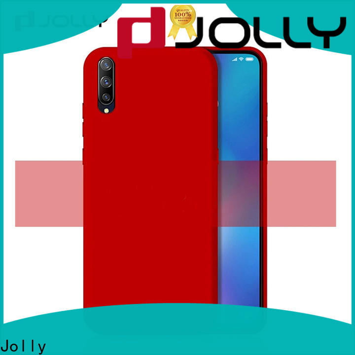 Jolly shock back cover supplier for iphone xr
