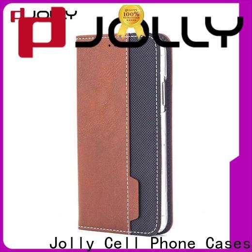 Jolly custom flip phone case supply for sale