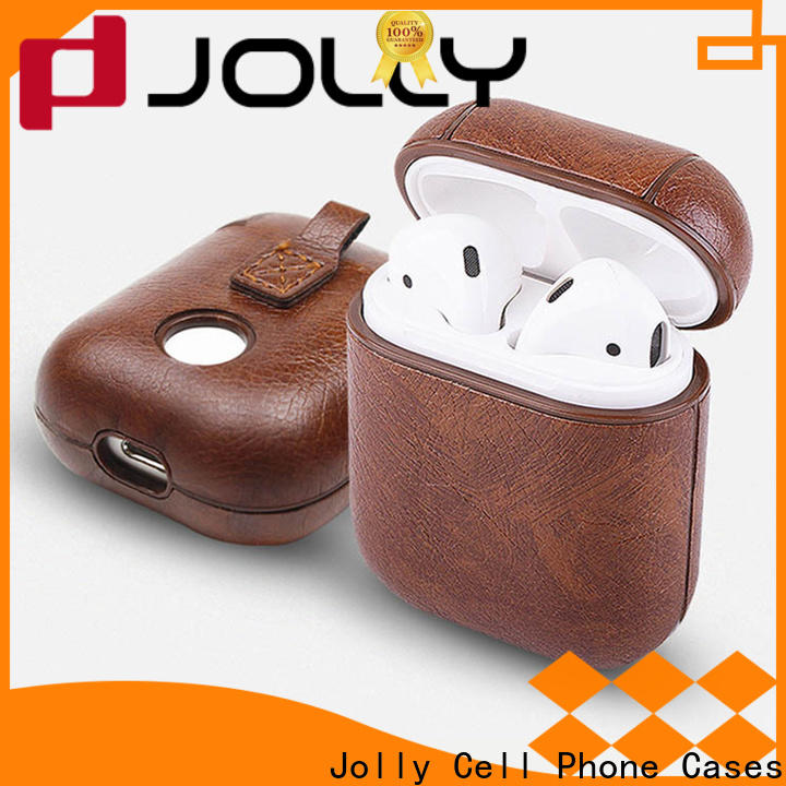 Jolly cute airpod case suppliers for earbuds