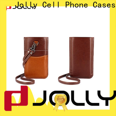 Jolly cute mobile phone bags pouches manufacturers for phone