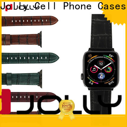 Jolly new best watch straps factory for business