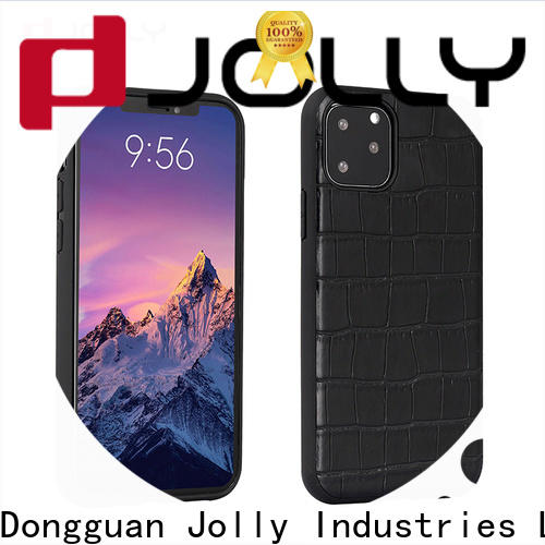 Jolly protective customized back cover manufacturer for sale