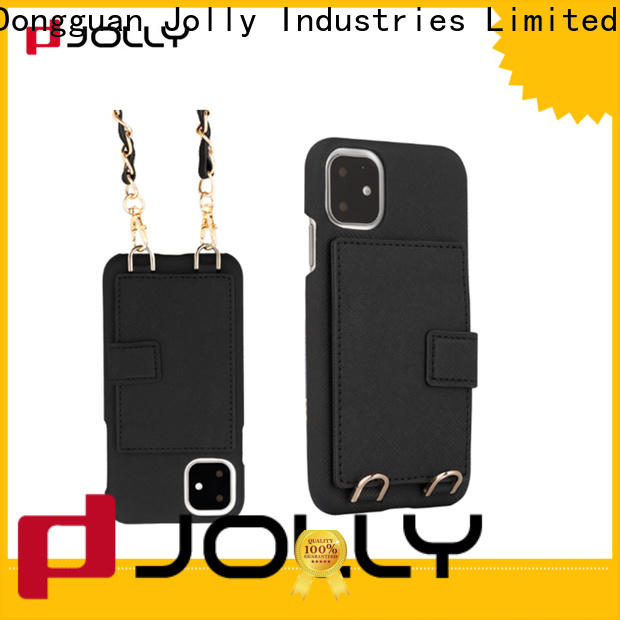 Jolly phone case maker with id and credit pockets for sale