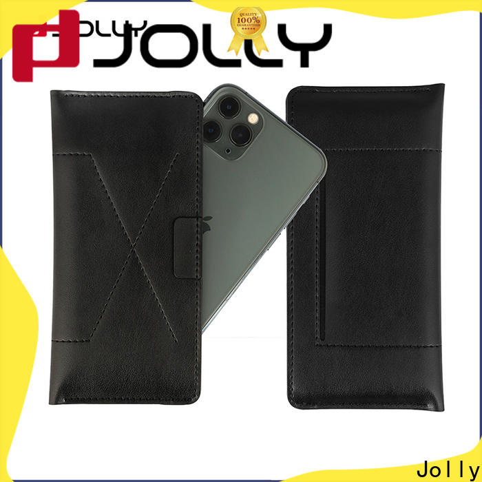 pu leather universal case for busniess for mobile phone