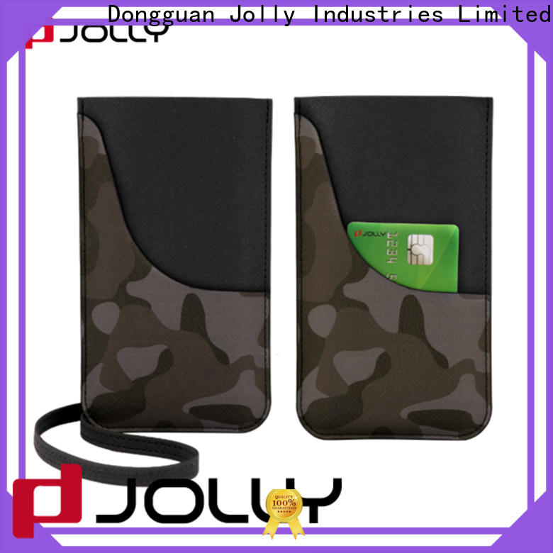 Jolly mobile phone pouches supply for sale