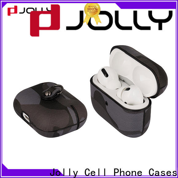 Jolly latest airpods carrying case factory for business